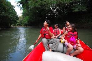 Safari Float at Peñas Blancas River