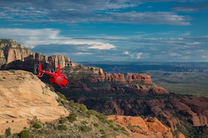 Sedona Helicopter Tour:Sacred Spires