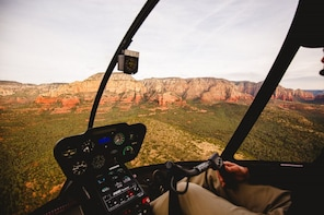 Sedona Helicopter Tour: Cathedral Rock