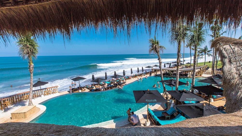 正在顯示第 1 張相片,共 10 張。 Finns Beach Club in Bali