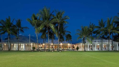 Landscape view of Canggu Club Bali at night