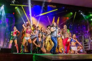 """Entradas para el espectáculo """"La era del rock,"""" en Cancún, incluy..."""
