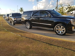 Limousine Luxury Island Sightseeing Tour