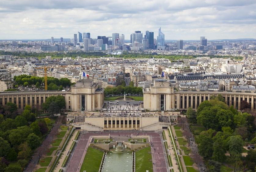 Show item 3 of 10. Eiffel Tower Climbing Tour & Glass Floor Experience
