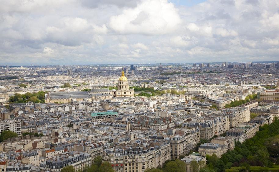 Show item 4 of 10. Eiffel Tower Climbing Tour & Glass Floor Experience