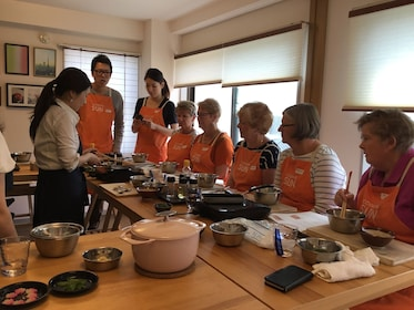 Sushi Making Class for Everyone