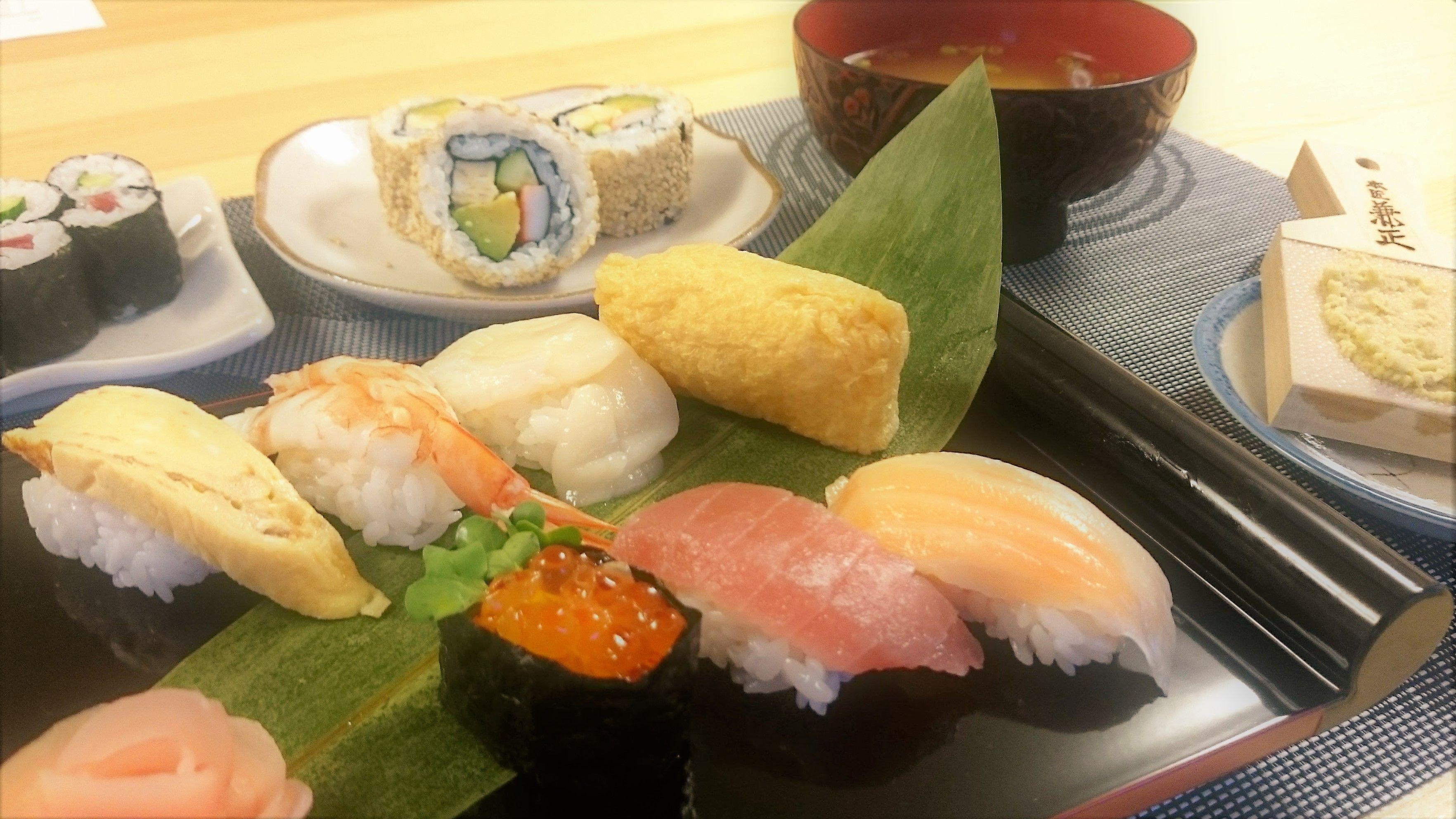 Cours de préparation de sushis ouvert à tous
