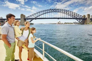 Lunch Cruise with Live Jazz on Sydney Harbour