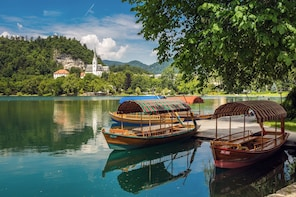 Bled Fairytale half day tour