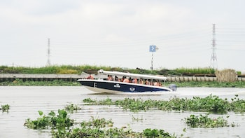 Cu Chi Tunnels Half-day Tour by Luxury Speedboat