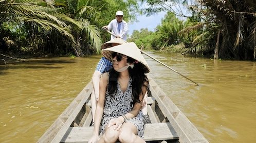 Small-Group Authentic Mekong Delta Tour by Luxury Speedboat