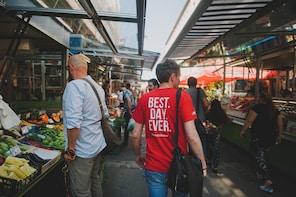 Wien-Tour mit Speisen, Kaffee und Marktbesuch in kleiner Gruppe