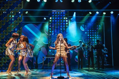 10. centre Adrienne Warren (Tina Turner) and the Cast of Tina. Photo by Manuel Harlan.jpg