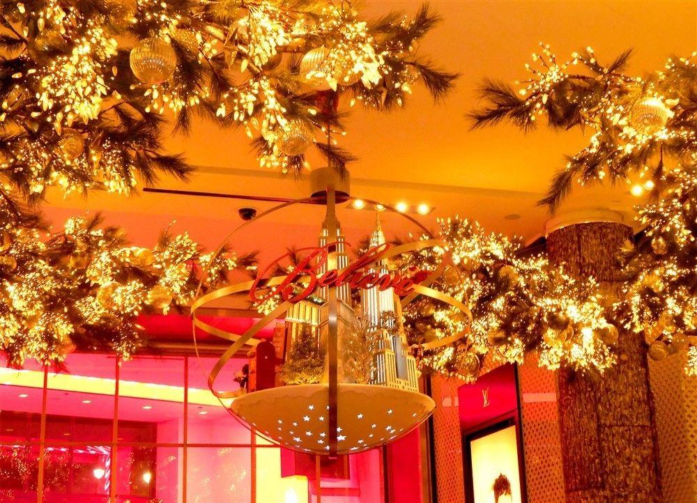 Holiday festivities at Rockefeller Plaza