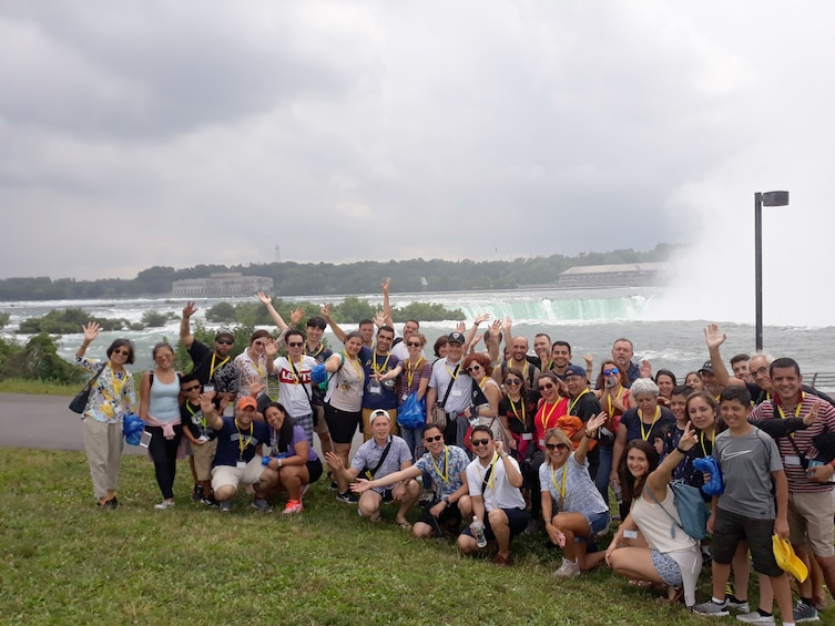 Show item 4 of 10. Niagara Falls in One day Tour from New York City