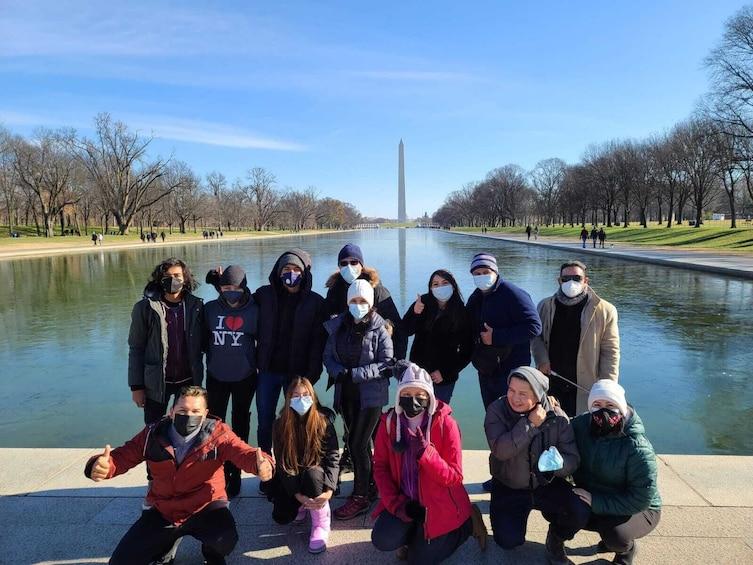 One day tour to Washington & Philadelphia from New York