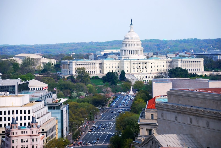 Ver elemento 5 de 12. Two Capitals in One Day: Washington, DC and Philadelphia, PA