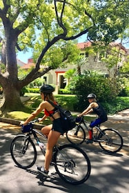 Beverly Hills Celebrity Bike Tour on Electric Bicycles