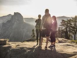 Intermediate Yosemite National Park Adventure Hike