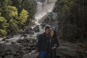 Challenging Yosemite National Park Adventure Hike