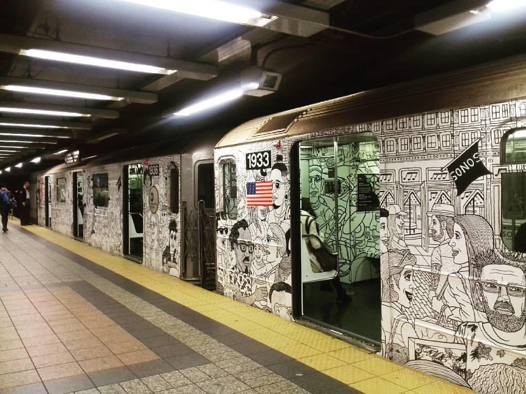Rapid transit in New York