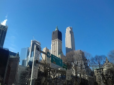 Skyscrapers in Brooklyn, New York