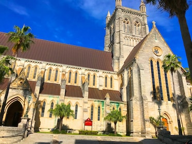 Medieval architecture in Bermuda