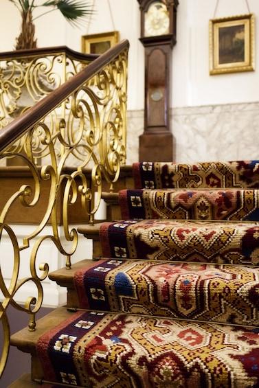 Åpne bilde 2 av 6. Stairs in Willet-Holthuysen Museum in Amsterdam