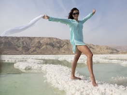 Masada, Ein Gedi, Dead Sea, & More Tour