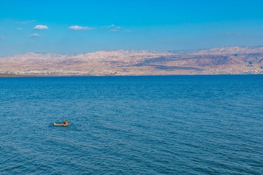 Show item 8 of 8. Masada, Ein Gedi, Dead Sea, & More Tour