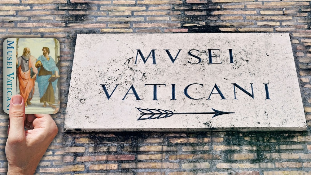 Foto 3 van 10. Skip the Line: Vatican Museums Tickets with Hosted Entry