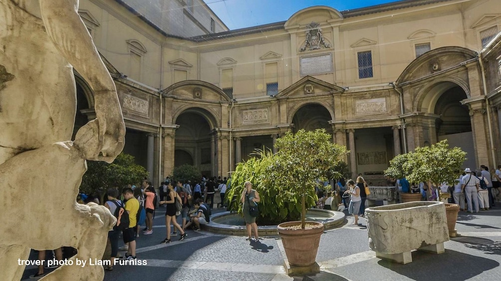 Ver elemento 4 de 10. Skip the Line: Vatican Museums Tickets with Hosted Entry
