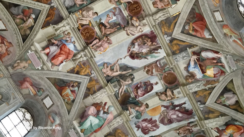 Ver elemento 5 de 10. Skip the Line: Vatican Museums Tickets with Hosted Entry