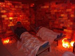 Salt Cave Halotherapy