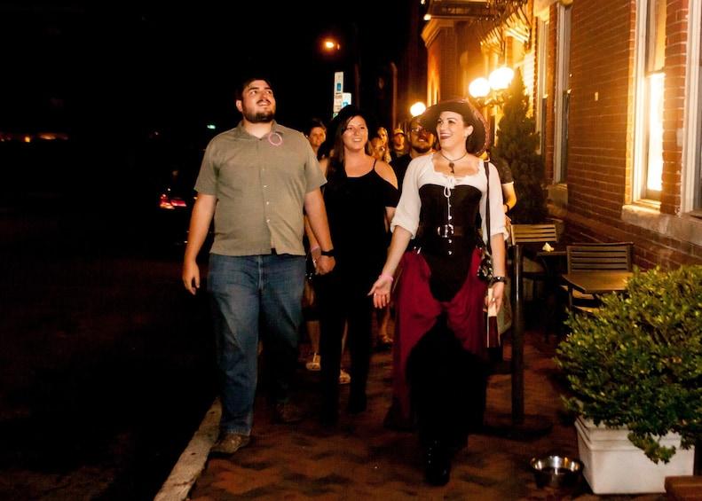 Show item 3 of 10. Dallas Haunted Pub Tour