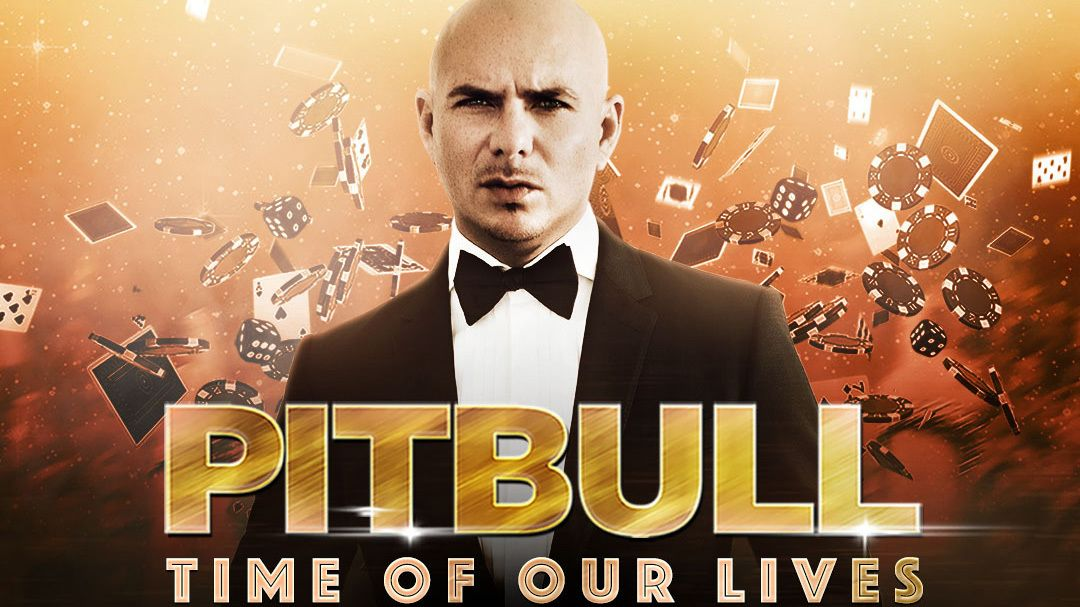 Pitbull: Time of Our Lives Concert
