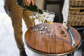 Luxury Champagne Tour from Paris with Winery Tastings