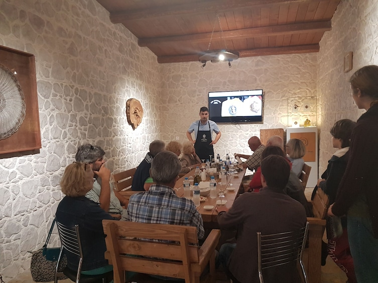 Olive Mill Visiting tour on Corfu Island