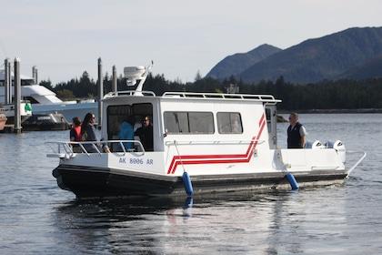 Boat in Ketchikan