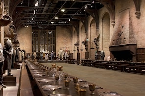 Harry Potter Warner Bros. Studio Tour & Visit to Oxford