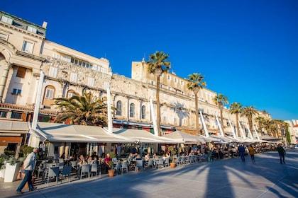 View of the Riva, Split ?