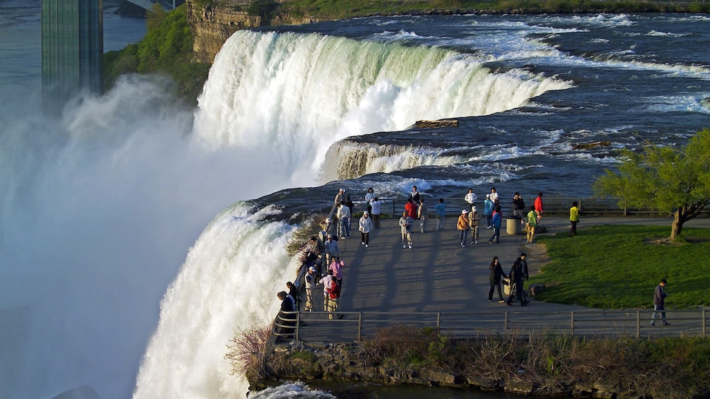 Show item 2 of 4. Niagara Falls tour from the Canadian side