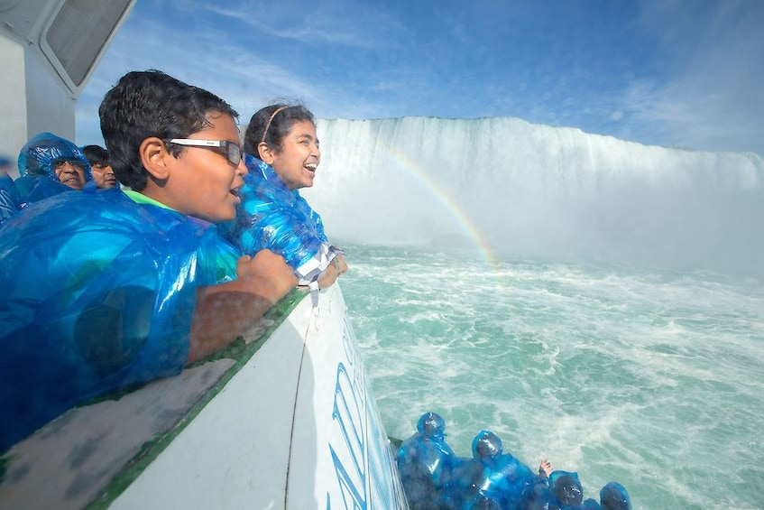 Show item 1 of 4. View of the Maid of the Mist Boat Ride tour of Niagara Falls