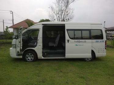 Minibus in Phuket