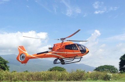 Helicopter in Phuket
