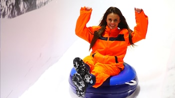 Antalya Aquarium & Snow World with optional Transfer
