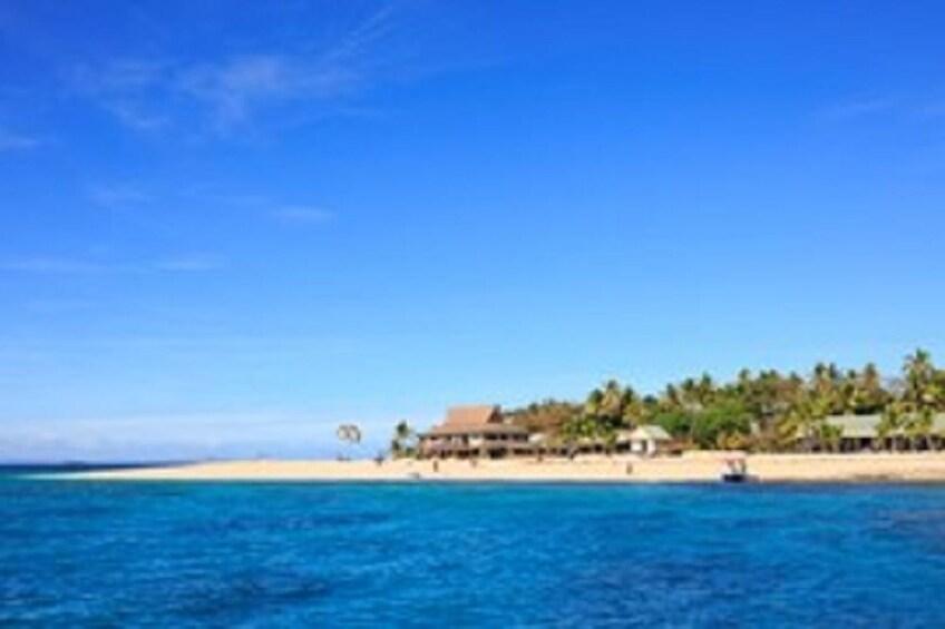 Show item 3 of 3. Beachcomber Island Resort Cruise and Resort Access