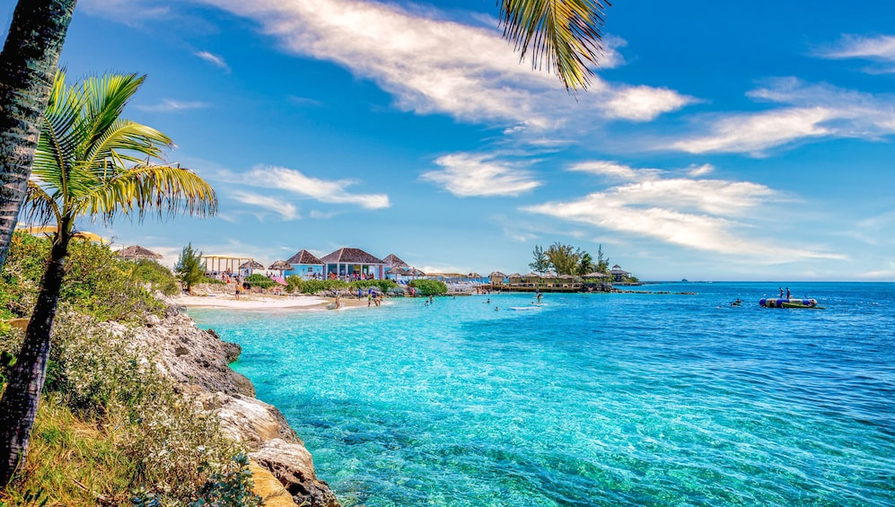 Show item 1 of 10. Pearl Island Beach Escape with Lunch & Snorkel Adventure