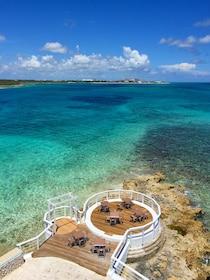 Pearl Island in Bahamas