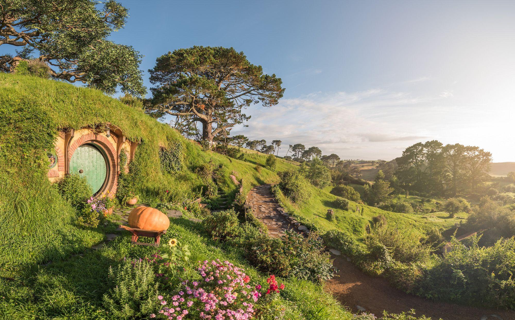 Hobbiton Film Set Tour departing Matamata i-SITE